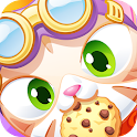 Smart Cookie Cat icon