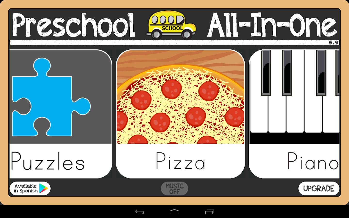 preschool all in one android apps on google play
