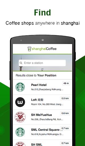 Shanghai Coffee - guide