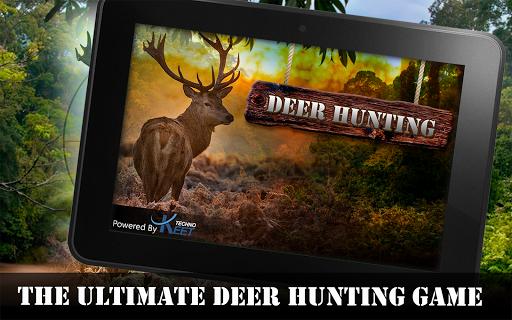 無料动作Appの鹿スナイパー狩猟3D|記事Game