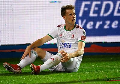 """Mathieu Maertens blij met """"verdiend punt"""" in slotfase tegen Standard"""