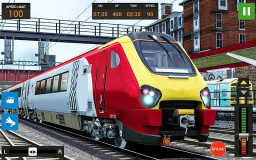 City Train Driving Simulator: Public Train 1.0 screenshots 3