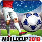 Real World Soccer League: Football WorldCup 2018 Icon