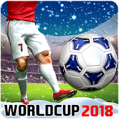 Real World Soccer League: Football WorldCup 2018