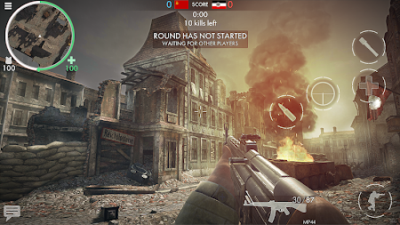 World War Heroes: WW2 Shooter APK screenshot thumbnail 1