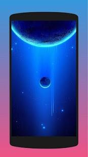 Galaxy Universe Wallpaper HD - náhled