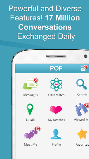 POF Free Dating App screenshot 8