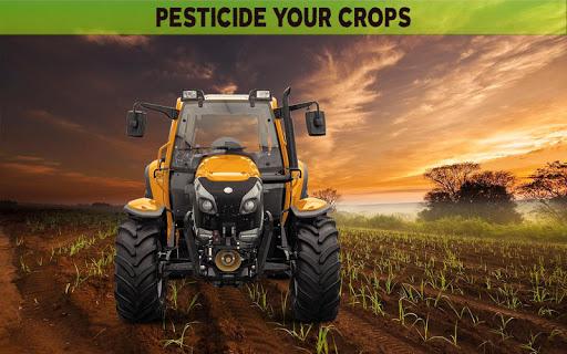 Farming Simulator 19: Real Tractor Farming Game 1.1 screenshots 11