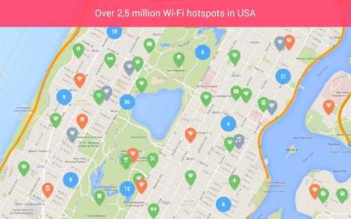 osmino Wi-Fi: free WiFi screenshot 11
