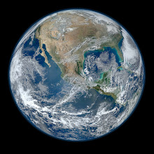 Photo: Earth the big blue marble