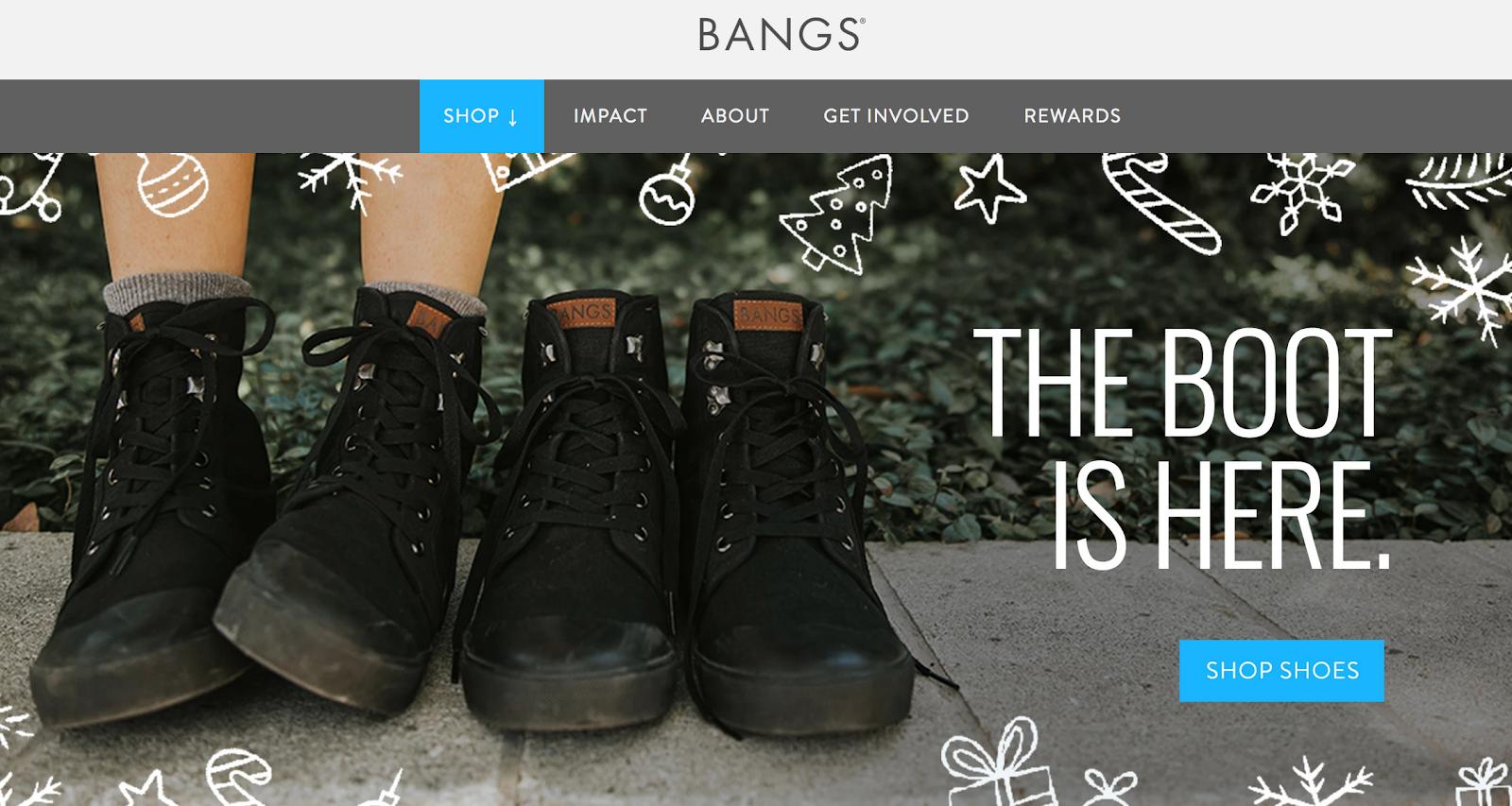 Footwear Brands Looking for Influencers   BANGS Shoes