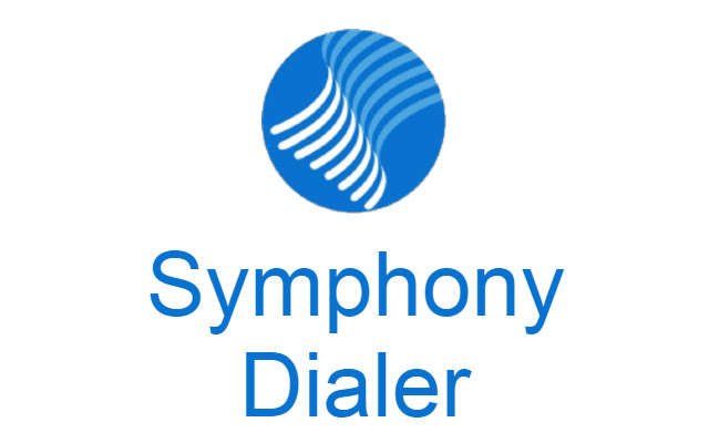 Symphony Dialer for Google Chrome