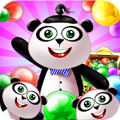Panda Bubble Shooter Pop: Fun Game For Free