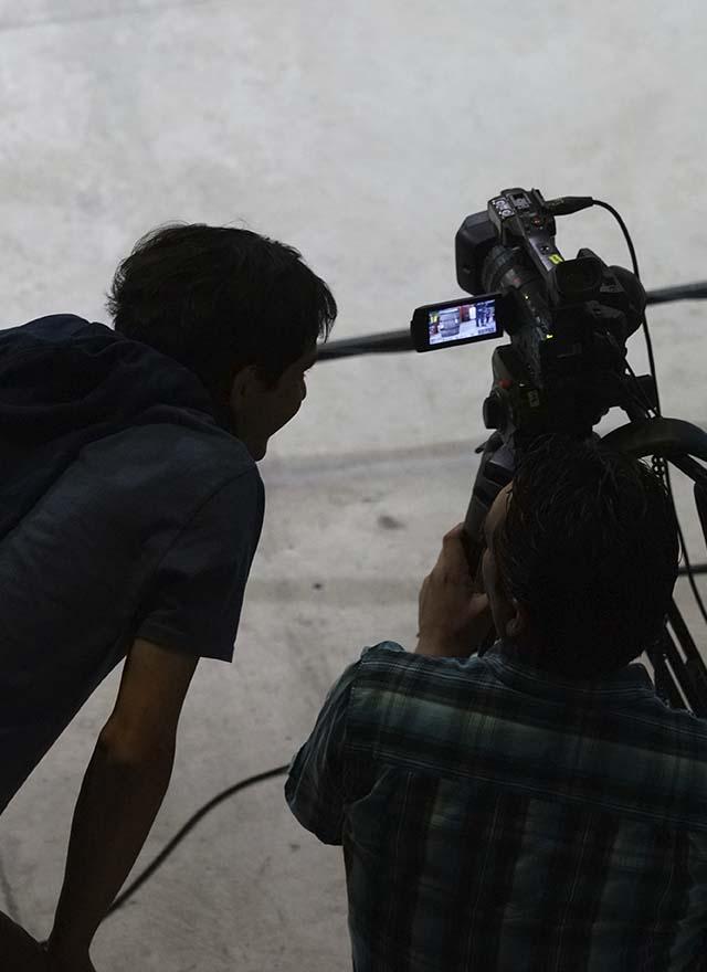 Estudia Cine y Televisión en CENTRO