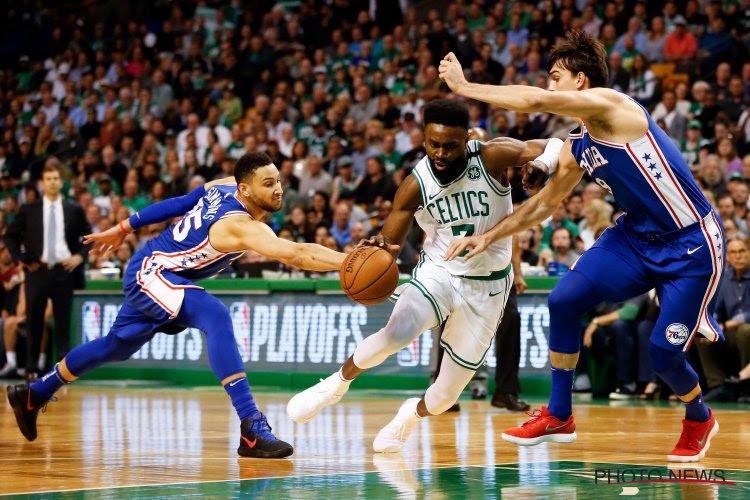 🎥 Jaylen Brown leidt Boston naar winst tegen Cleveland, Philadelphia redt het net niet in slotseconden
