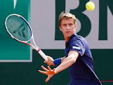 Coppejans moet ondanks winst in eerste set het hoofd buigen tijdens tweede reekshoofd in kwalificaties Wimbledon