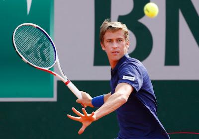 Coppejans zet opnieuw scheve situatie knap recht en staat op één zege van hoofdtabel Roland Garros