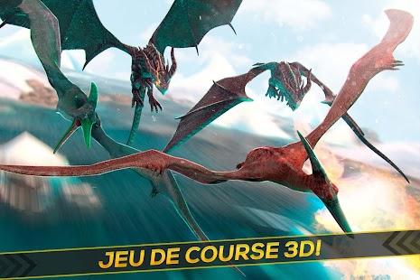 Dinosaure volant vol 3d applications android sur - Jeux de dinosaure volant ...