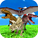 Dinosaur Battle Arena: Lost Kingdom Saga icon