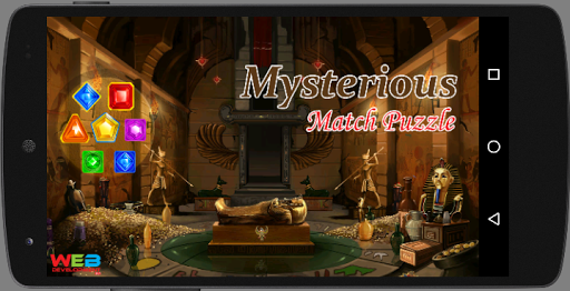 Mysterious Match Puzzle