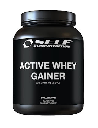 Self Active Whey Gainer