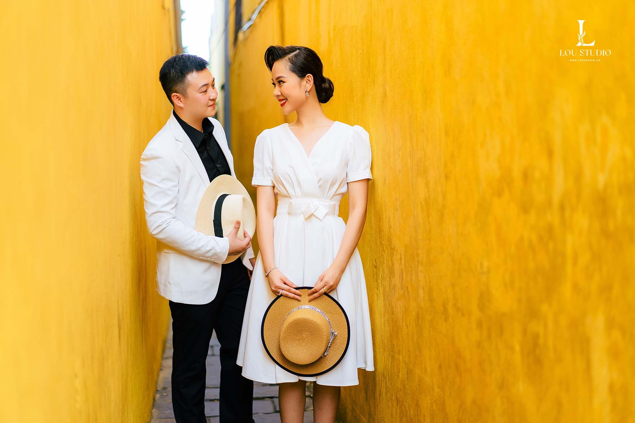 Xu hướng chụp ảnh cưới đẹp đầu năm 2019