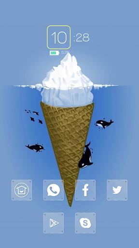 Delicious Iceberg