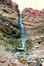 Photo: Cascade Waterfall- Ouray, CO