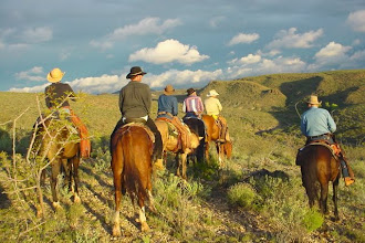 Photo: Big Bend Ranch State Park by horseback.