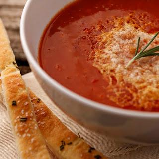 Autumn Tomato Soup.