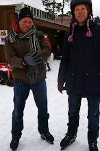 Photo: Traummaenner auf dem Eis :D