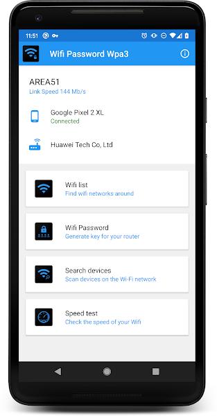Download APK: WIFI PASSWORD WPA3 v6.0.0 [Premium]
