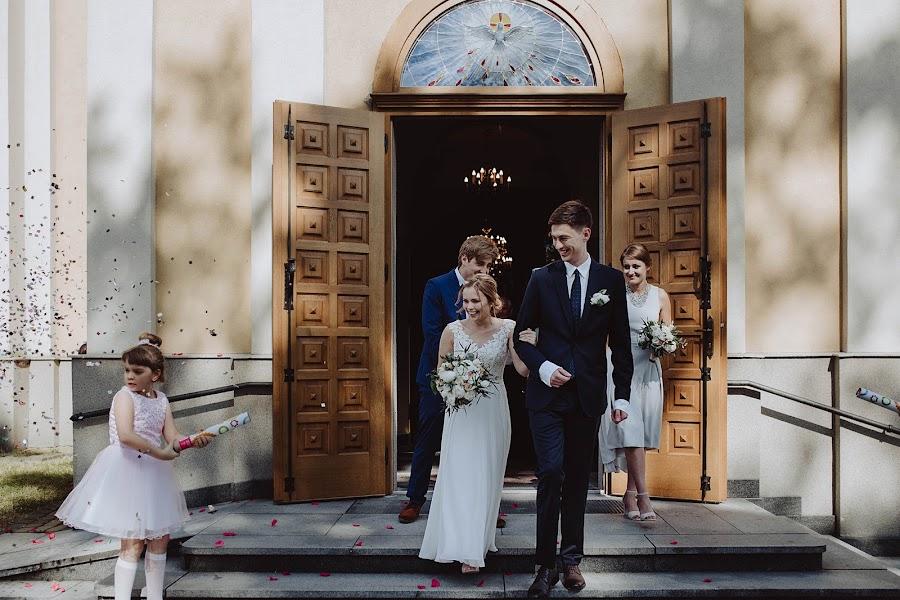 Wedding photographer Agnieszka Gofron (agnieszkagofron). Photo of 03.08.2019