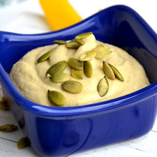Grain and Nut Free Mineral Rich Hummus.