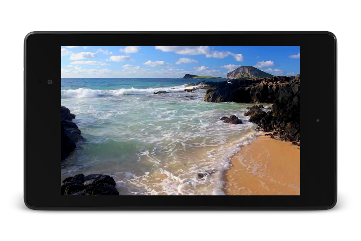 android Relax Video Live Wallpaper Screenshot 11