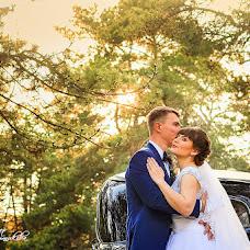 Wedding photographer Anna Pustynnikova (APustynnikova). Photo of 01.07.2017