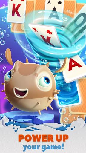 Undersea Solitaire Tripeaks screenshots 4
