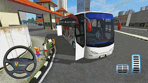 Coach Bus Driving Simulator 2020: City Bus Free 0.1 screenshots 1