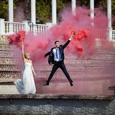 Bryllupsfotograf Oksana Martynova (OksanaMartynova). Bilde av 24.03.2016