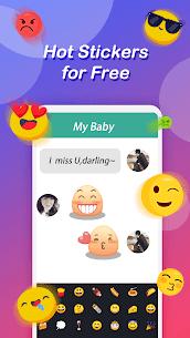 Fantastic Keyboard – Funny Emoji 3