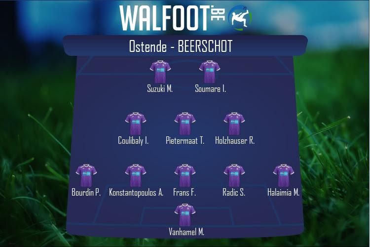 Beerschot (Ostende - Beerschot)