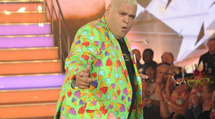 Heavy D applies for Love Island