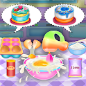 Ice Cream Donuts Maker: Dessert Cooking Games icon