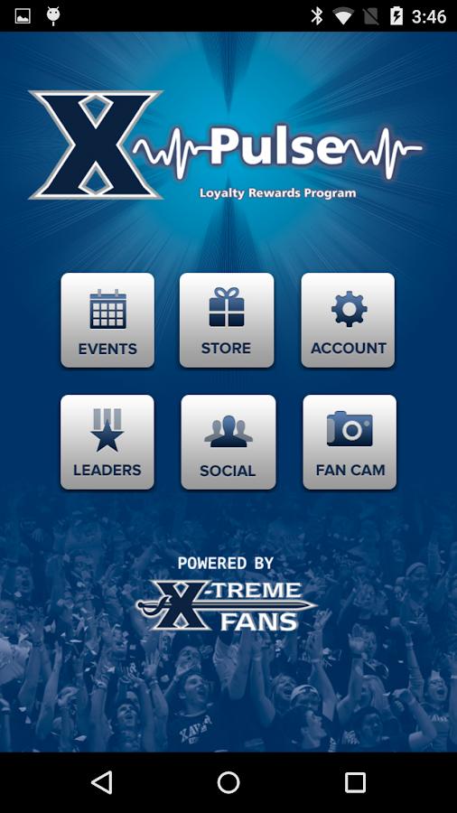 X-Pulse Student Loyalty Reward- screenshot