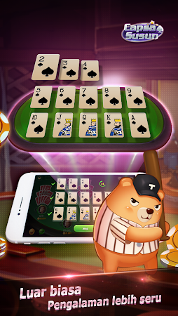 Capsa Susun(Free Poker Casino) 1.4.0 screenshot 685520