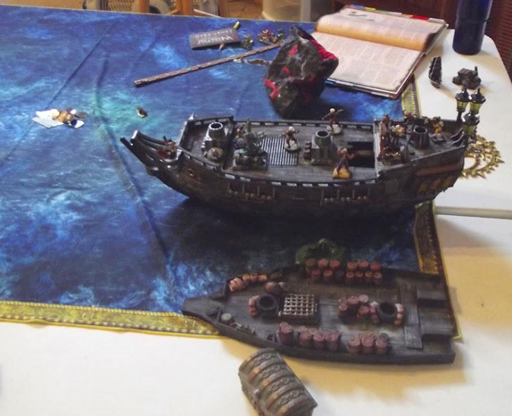 Photo: Pirates RPG: La Armadilla Amorosa
