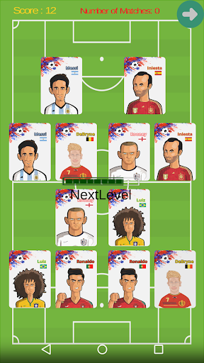 WorldCup2018Cards screenshot 3