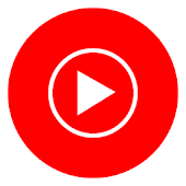 1.  YouTube Music - Stream Songs & Music Videos