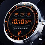 Dashboard Digital Watch Face Icon