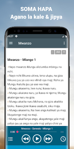 Download Audio Bible Swahili Offline Swahili Bible Free On Pc Mac With Appkiwi Apk Downloader